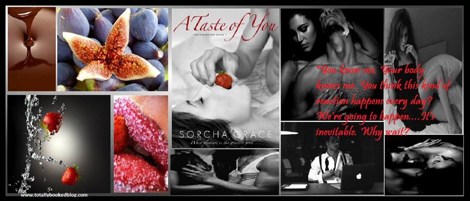 A Taste Of You The Epicurian 1 By Sorcha Grace Totallybookedblog