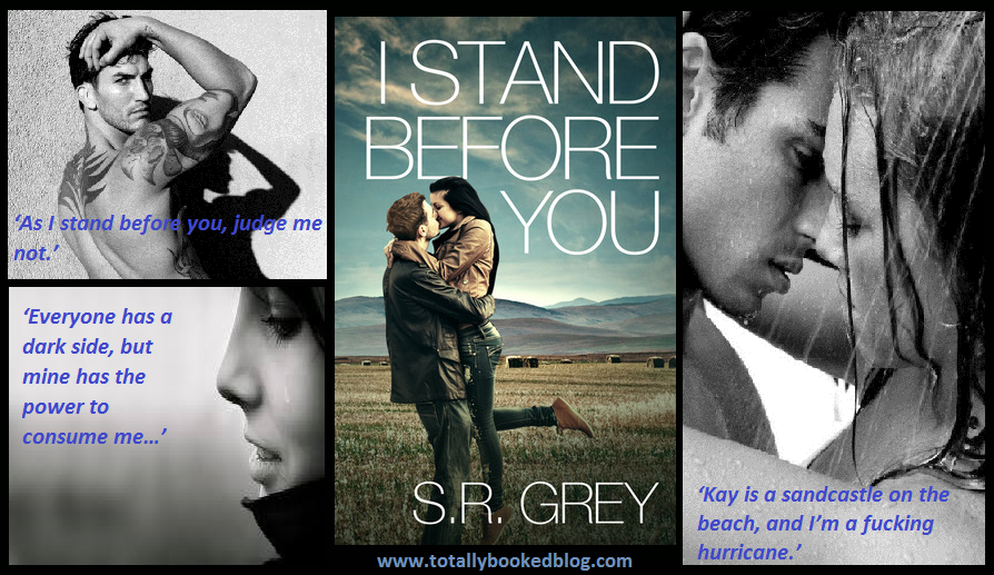 i stand before you collage
