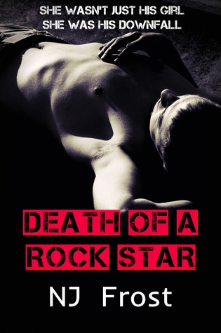 death of a rock star cover
