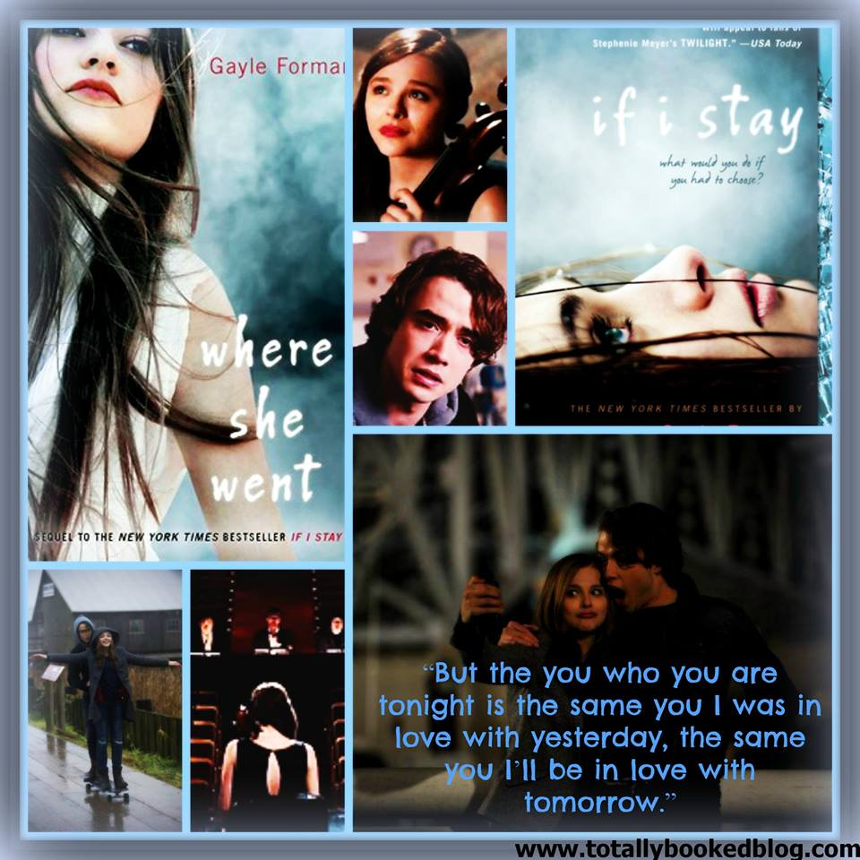 if i stay collage