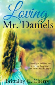 loving mr daniels cover