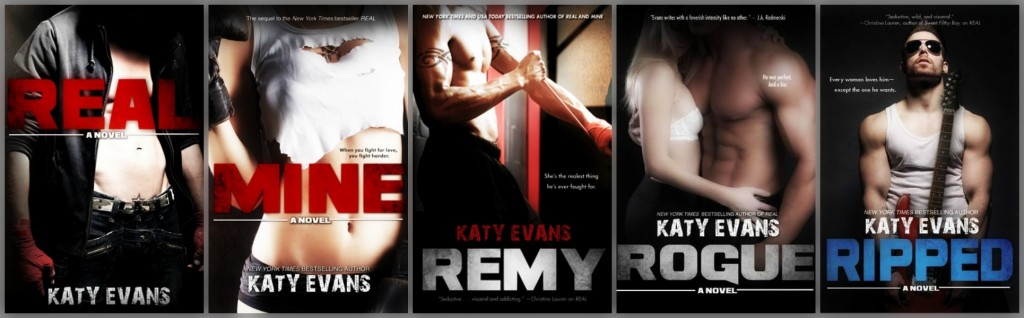 Katy Evans books