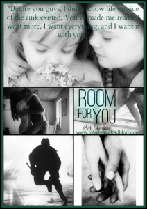 Room For You collage