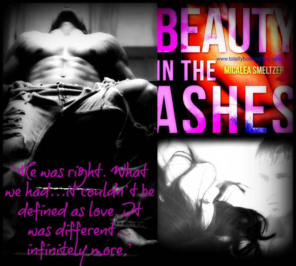 beauty in the ashes collage