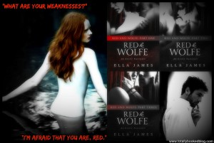 red and wolfe collage