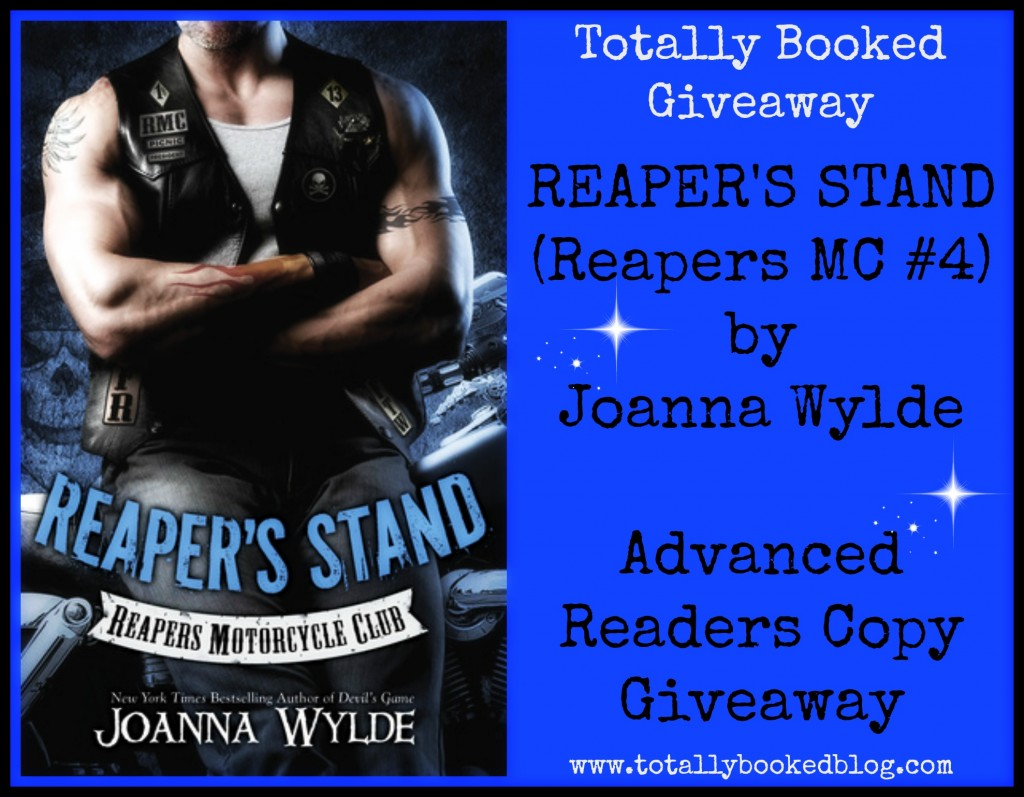 Reapers Stand giveaway arc