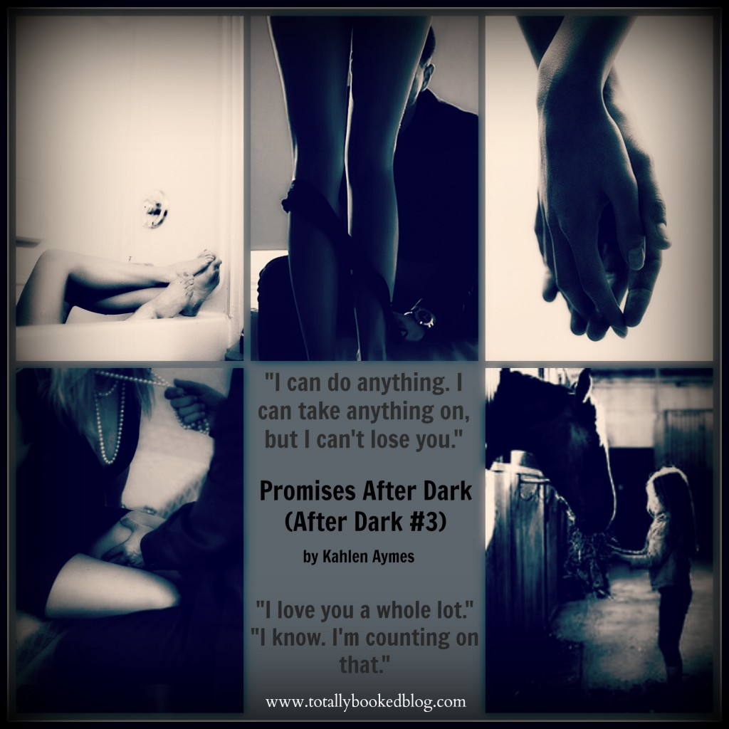 promises after dark collage
