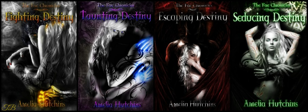 Fae Chronicles Covers