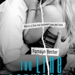 The Line Between (The Line Between #1) by Tamsyn Bester
