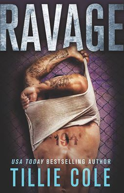 Ravage (Scarred Souls #3)