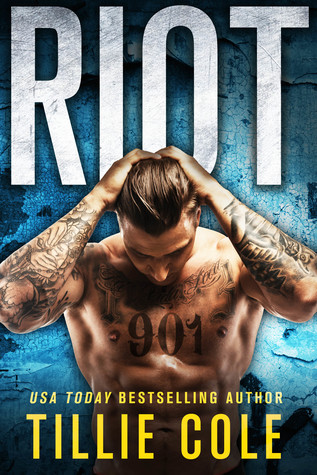 Riot (Scarred Souls #4)