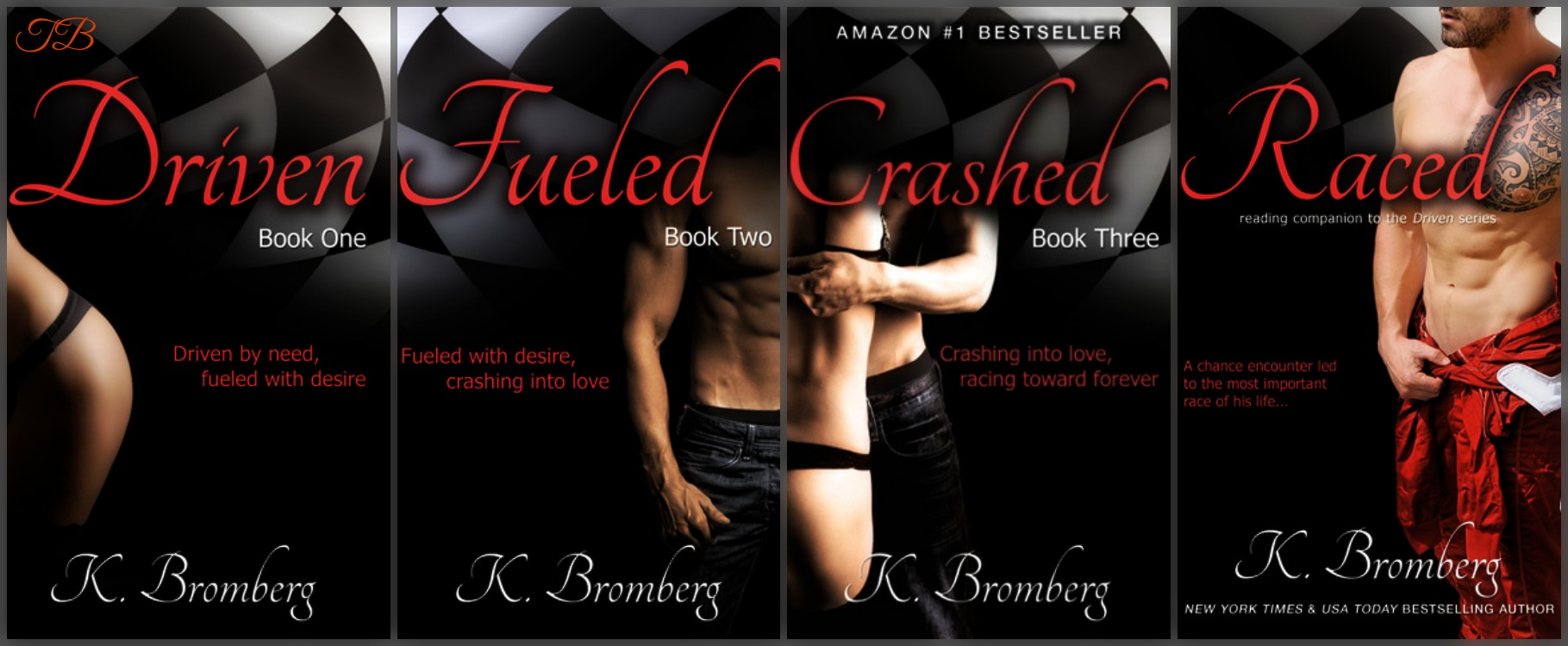 Crashed (Audiobook) by K. Bromberg