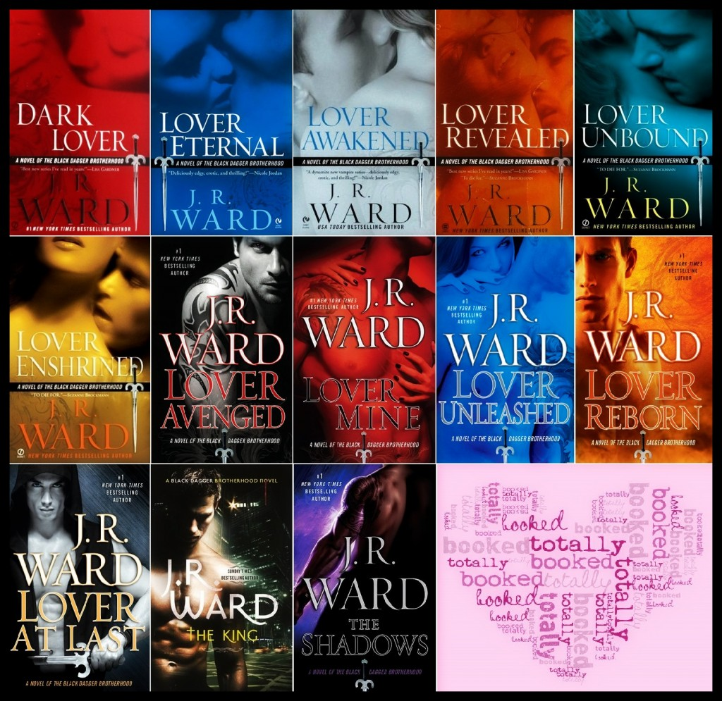 Black Dagger Brotherhood Books