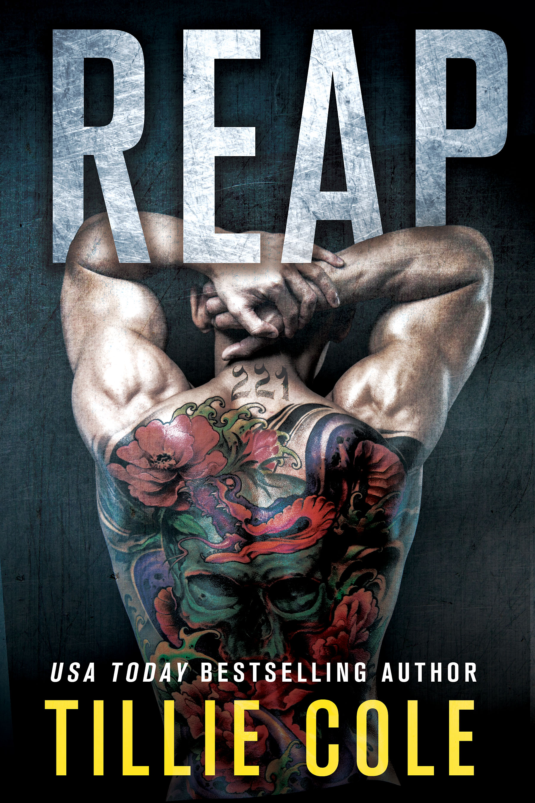 Reap (Scarred Souls #2)