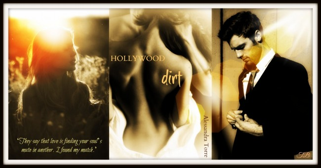 Hollywood Dirt Collage